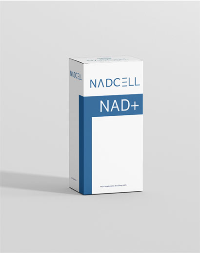 Receive NAD+ supplements through Nadcell